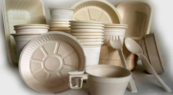 فرآیند تولید ظروف یکبار مصرف گیاهی – تجزیه پذیر