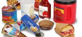 تعاریف بسته بندی برای مواد غذایی