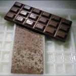 سفیدک زدن شکلات