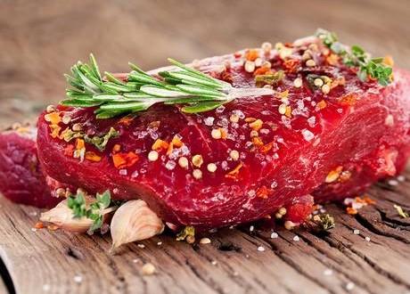ايجاد طعم در گوشت و فرآوردههاي گوشتي