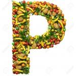 اصطلاحات صنایع غذایی با حرف P