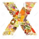اصطلاحات صنایع غذایی با حرف X