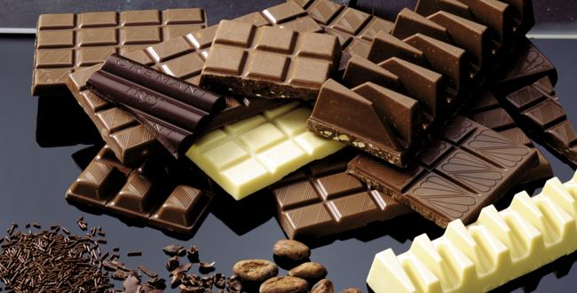 فرآیند تولید شکلات