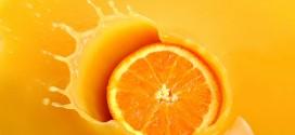آزمایشات آب پرتغال