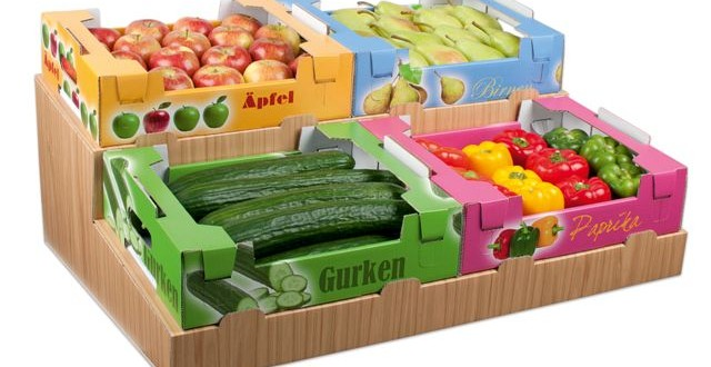 فرآيند بسته بندي میوه و سبزی تازه