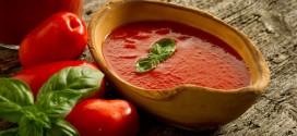 آزمون های رب گوجه فرنگی
