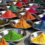 رنگ های مورد استفاده در صنعت غذایی