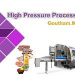 فرآیندهای فشار بالا در صنایع غذایی