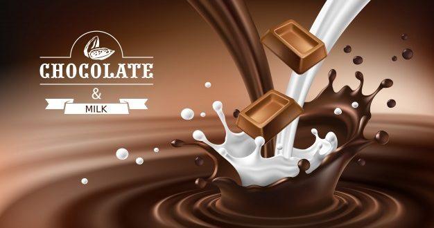 فرآیند تولید شیر کاکائو
