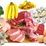 مواد غذایی و ریز مغذی ها