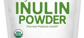 اینولین Inulin در صنایع غذایی